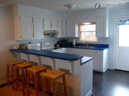kitchen cabinet design for small apartment kitchen and decor