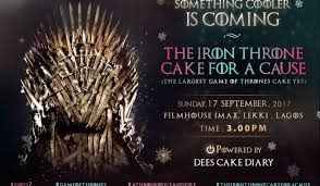 life size iron throne the iron throne cake for a cause acakeforacause 360nobs com