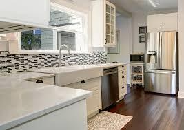 countertops white quartz kitchen countertops type