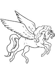 Small Picture Baby Hercules Pegasus Coloring Pages Coloring Coloring Pages