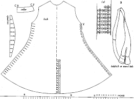 Cloak Sewing Pattern Enchanting Tempus' Sewing Garb Accessories Weeb Site Leggings Site Patterns