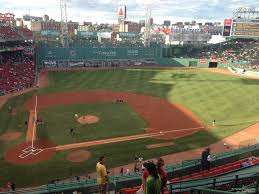 Fenway Seating Chart Pavilion Box Fenway Park Pavilion Box 1 Rateyourseats Com