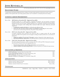 Resume Templates For Nurses Nursing Resume Sample Lovely Resume Templates Rn Sample Rn Resume 35