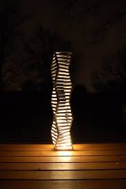 gorgeous zig zag table lamp diamond zigzag lamp 46 architect made wood lamp geometric
