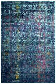 bright colored area rugs multi modern rug solid color