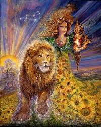 Image result for lion leo star sign