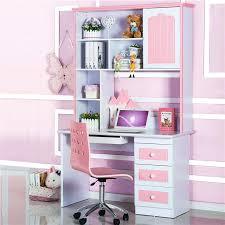 computer desk for girls continental corner straight girl pink desk combination bookcase home computer table in computer desk