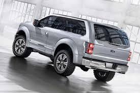 2018 dodge bronco. Contemporary Bronco Spec Raptor Ford Bronco SUV SVT Concept 4 Door  In 2018 Dodge Bronco S