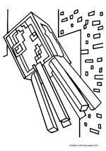 Small Picture Free Printable Minecraft Games Coloring Pages for Children