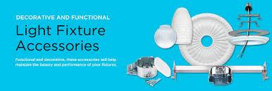 westinghouse light fixture accessories