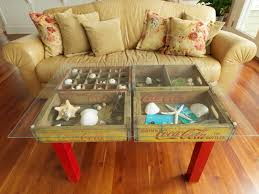 diy repurposed furniture. How To Make A Table Using Old Wood Soda Crates Diy Repurposed Furniture