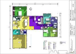 Plan De Maison Type T4
