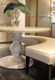 Best 20 Curved Bench Ideas On Pinterest Outside Furniture Tree Regarding Curved  Bench For Round Dining Table Plan ...