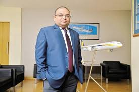 Jet Airways Cfo And Deputy Ceo Amit Agarwal Quits Company