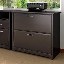 Bush Cabot 2 Drawer Lateral File Cabinet in Espresso Oak WC31880 03