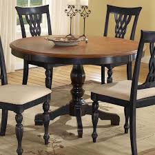 astounding dining room furniture faux stone trestle high top live edge 48 inch round table espresso