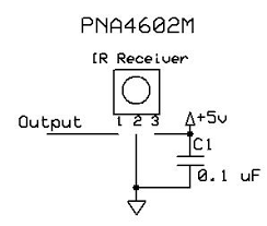schematic of infrared remote sensor schematic wiring diagram Infrared Sensor Aleph Wiring Diagram 2013 11 01 archive likewise ir receiver circuit besides ir receiver circuit besides ir transmitter wiring