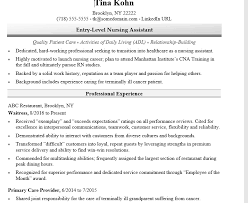 Sample Of Nursing Resume Stunning How To Write A Nursing Resume For A 60 Job Market