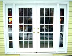 door with blinds french inserts glass replacement uk doors at exterior