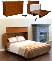 space saving cabinet bed