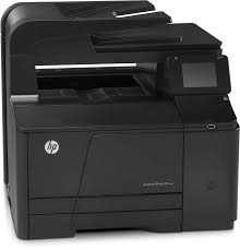 Hp Laser Printer Laserjet Pro 200 Color Mfp M276nw L L L L L L L