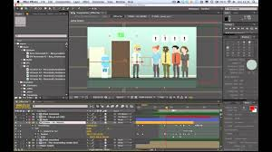 After Effects Animation Replacement Animation In After Effects Using Time Remap