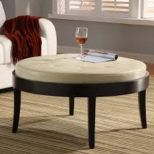 ... Large Size Of Ottomans:round Ottoman Pouf Small Round Coffee Table  Ottoman Cocktail Ottomans Tufted ...