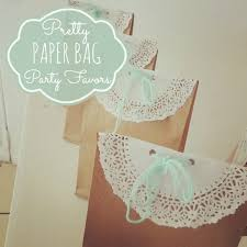 Paper Bag Party Favors, Paris Tulle Wreath and Pink Poodle Cookies! | Catch  My Party