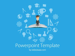 Powerpoint Backgrounds Educational Education Elements Powerpoint Template