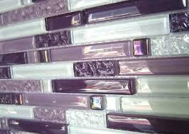 purple glass tile kitchen backsplash purple new kitchen wall tiles glass mosaic tile white ideas kitchener
