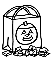 Small Picture Halloween Coloring Pages Candy Coloring Pages