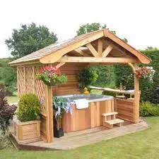 hot tub installation cost guide and cost breakdown⎮contractorculture hot tub gazebo