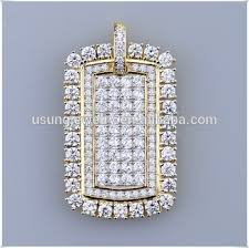 14k gold plated iced out jewelry whole