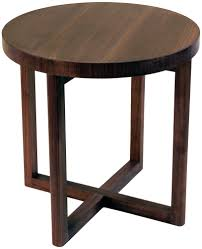 fancy side table furniture ideas featuring round