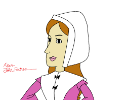 Priscilla Mullins from The Mouse on the Mayflower by Fortnermations on  DeviantArt