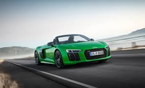2018 audi r8. exellent audi open for business audi r8 spyder v10 plus to make debut at the quail throughout 2018 audi r8
