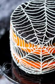 Halloween Bundt Cake Decorations Spiderweb Cake Liv For Cake