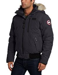 Canada Goose Men s Borden Bomber (Navy, Medium) - Buy Online in UAE ...