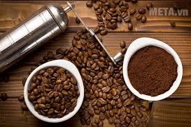 Những lưu ý khi xay cà phê hạt - META.vn
