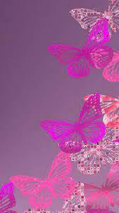 Iphone 6 Neon Butterfly Wallpaper