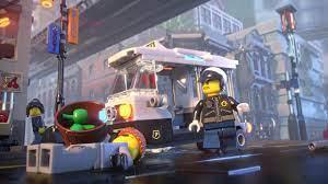 City Chase - LEGO NINJAGO Movie - 70607 - Product Animation - YouTube