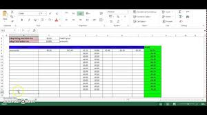 excel spreadsheet download ebay and paypal excel spreadsheet with free download