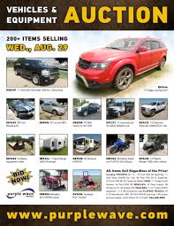 SOLD! August 29 Vehicles and Equipment Auction | PurpleWave, Inc.
