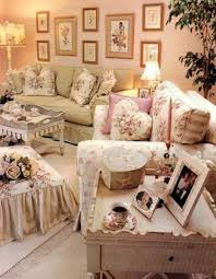 Living Room Furniture Vintage Style Trends Also Ideas Picture Country Shabby  Chic With Wall Art And Pillows Recliner Sofa Side Lamp