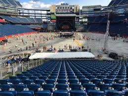 Gillette Stadium Section 143 Concert Seating Rateyourseats Com