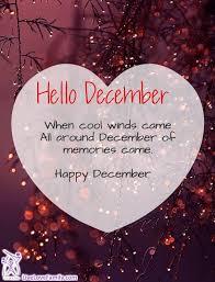 December Memories Quotes
