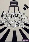 legalistically