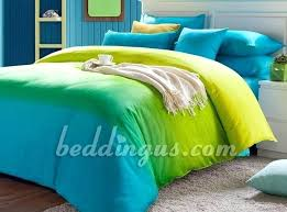 teal green comforter striped lime green and blue sheets com teal and lime green comforter