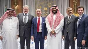 Did Saudi Arabia's crown prince hack the Amazon king? | The Economist