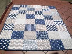 Easy Nautical Blue Baby Quilt | Sew Addicted | Pinterest | Easy ... & Nautical Baby quilt, navy, grey, chevron, crib quilt, baby girl quilt, boy  bedding, anchors, waves, modern, blanket, toddler, All Nautical Adamdwight.com